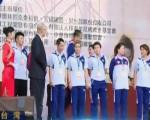 中国台湾亚运健儿返台受热捧