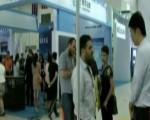 第六届两岸电机博览会开幕:多国使领馆官员参访