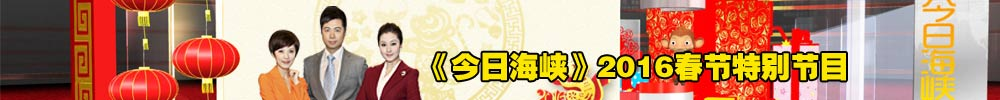 春节特别节目——回顾2015两岸新闻大事件