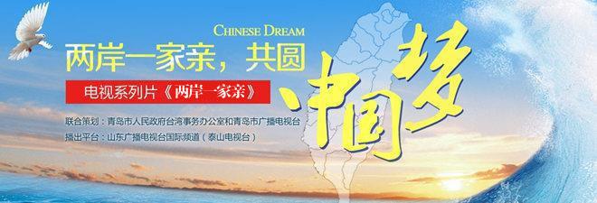 两岸一家亲,共圆中国梦 电视系列片《两岸双城记》