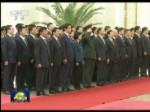 习近平举行仪式欢迎越共中央总书记访华