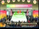 茶叶飘出文化香 第十一届海峡两岸茶业博览会开幕