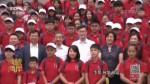"""""""海峡两岸各民族青少年科技交流营""""在北京开营"""